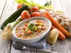 喝汤减肥法 4款排毒汤清肠又助瘦
