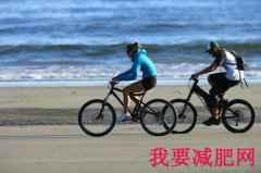 骑单车能减肥吗?
