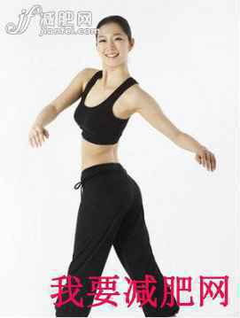 10个超级瘦身动作 增肌又减脂