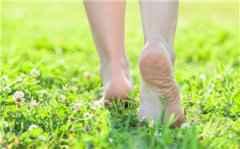 姿势对了 走路也能瘦